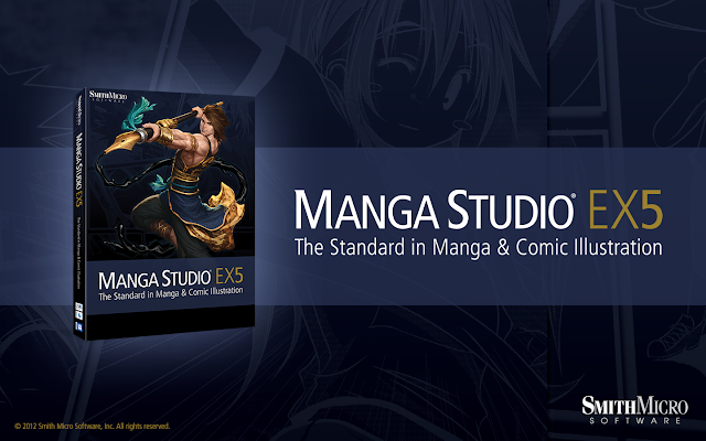 Download Manga Studio EX 5.0.6 Full