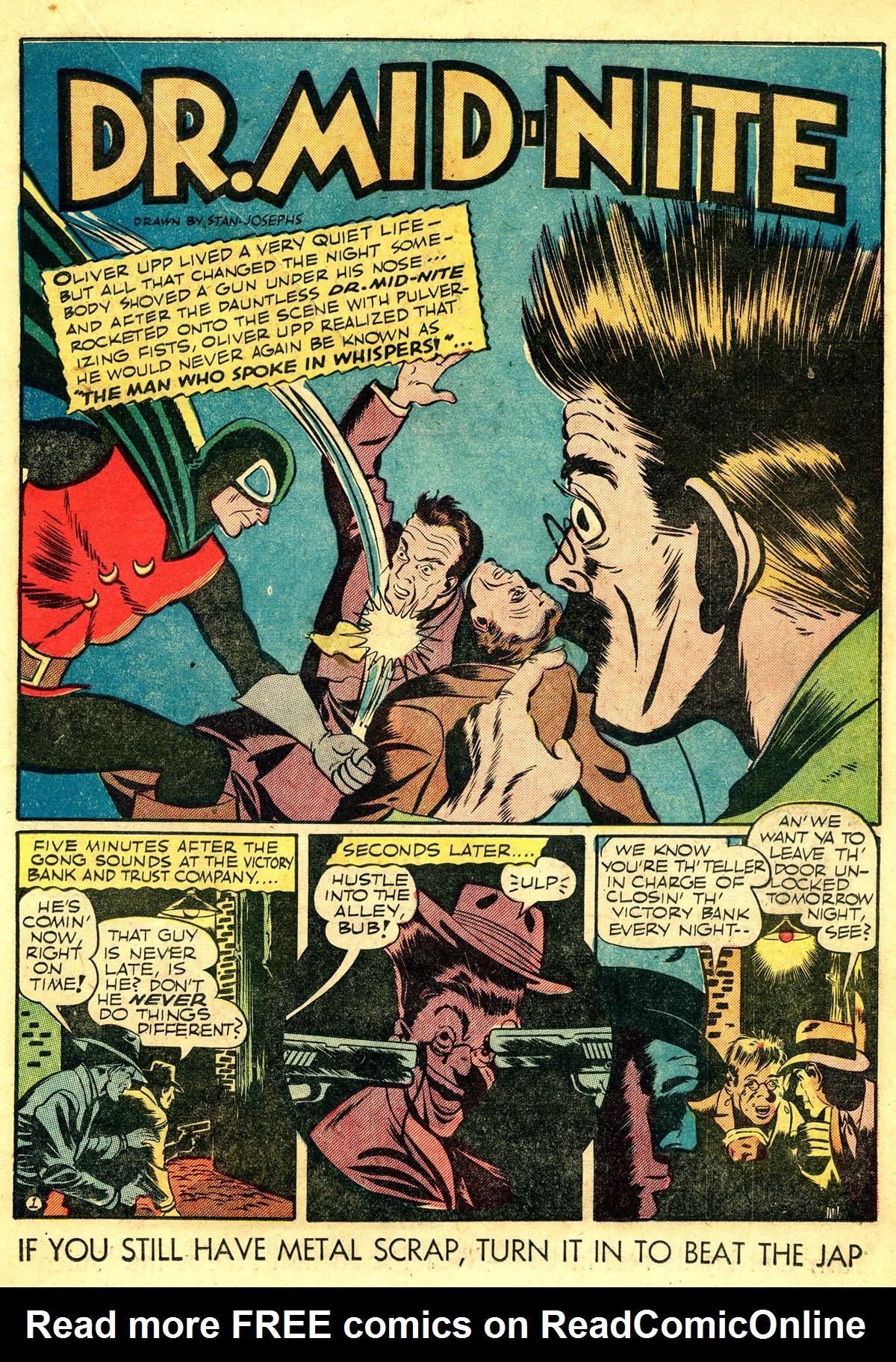 Read online All-American Comics (1939) comic -  Issue #60 - 27