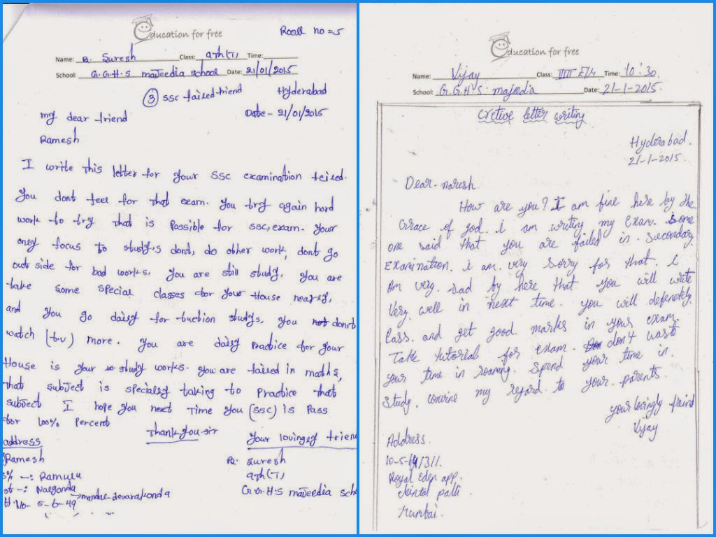 Essay Writing Telugu Language Guided Essay Writing In Telugu Language