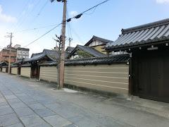 東寺櫛笥小路
