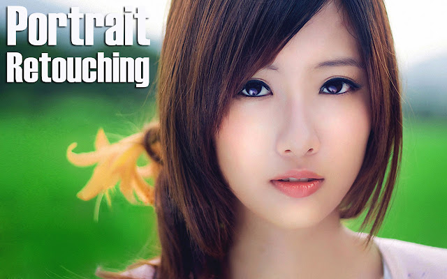 portrait editing services