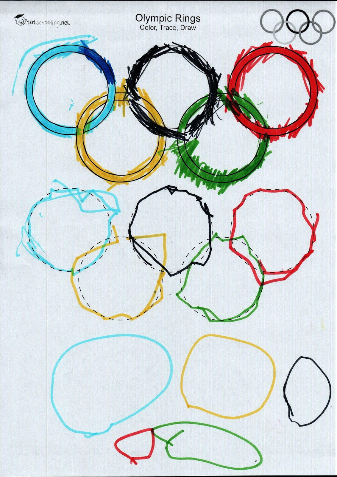 Celebrating The Rio Olympics With Your Kids