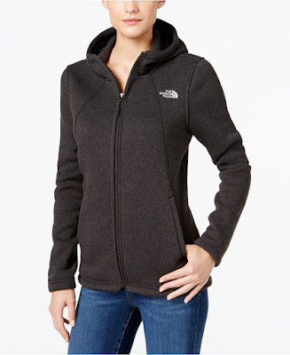 The North Face Crescent Sweater Fleece Hoodie for only $49 (reg $99)
