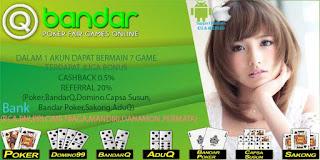 Tips Bermain Judi Bandar Poker Di QBandars.net