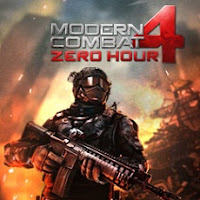 Modern Combat 4 Zero Hour v1.2.0f Full MOD APK DATA