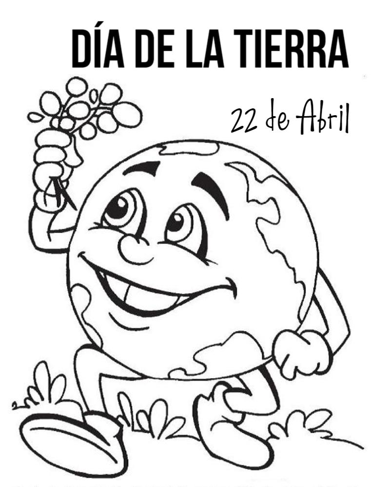 Bonito Tierra Para Colorear Imprimible Foto - Dibujos Para Colorear ...