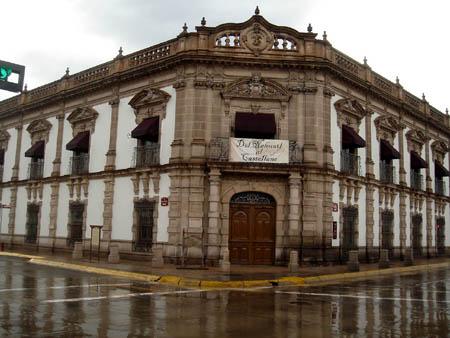 Lugares Magicos Casa De Don Luis Terrazas