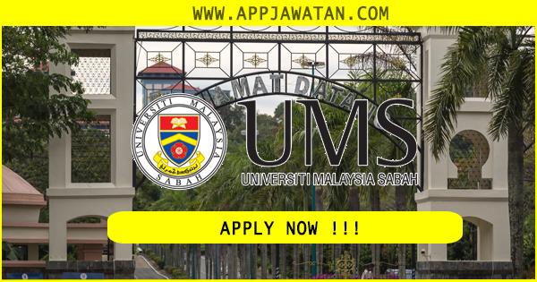 Iklan Jawatan Kosong di Universiti Malaysia Sabah