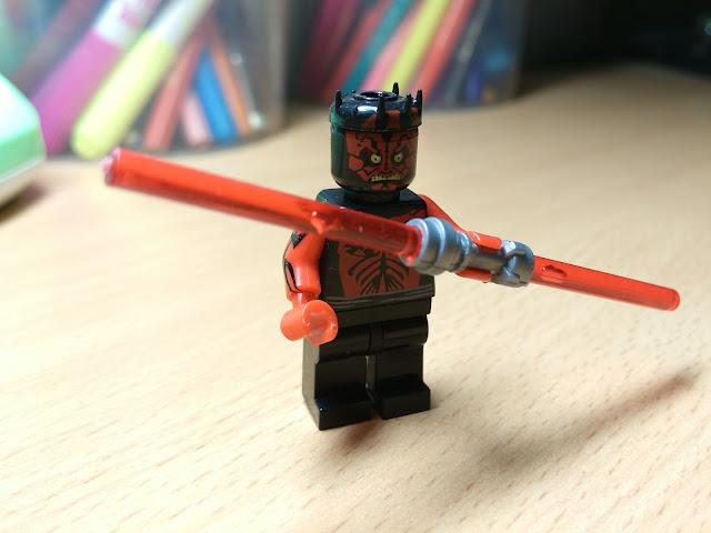 Дарт Мол фигурка Лего