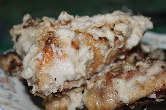 Ayam Percik Putih Kelantan