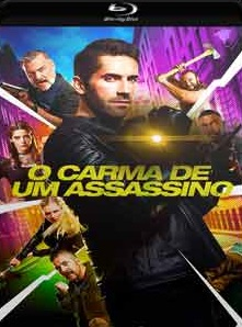 O Carma De Um Assassino Torrent – 2018 (BluRay) 720p e 1080p Dublado / Dual Áudio