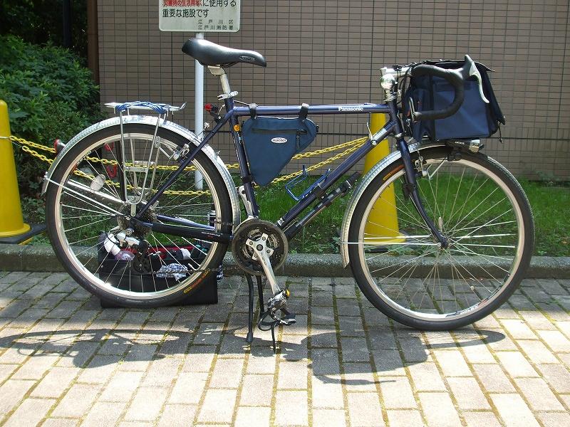 投資好きなサイクリストのブログ: ランドナー軽量化 投資好きなサイクリ... 投資好きなサイクリ