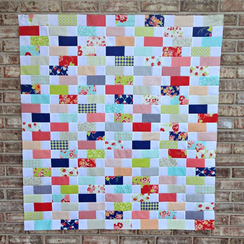 Interwoven Quilt - Free Pattern