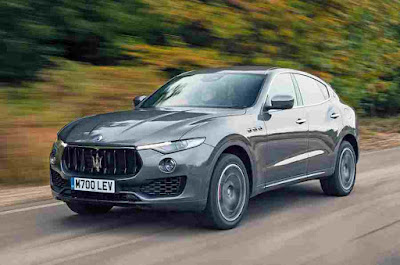 Review Of Maserati Levante Cars