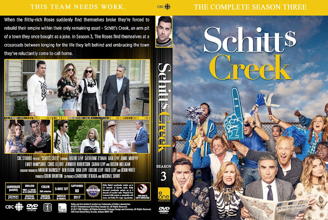 Schitt's Creek Season 3