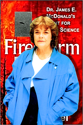Long Time UFO Researcher, Ann Druffel has Died