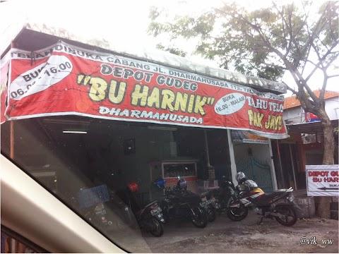 Depot Gudeg Bu Harnik, Surabaya