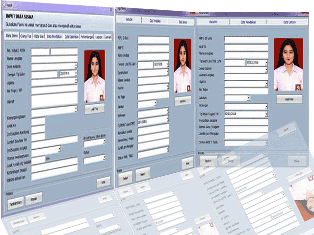 Unduh File Guru Aplikasi Buku Induk Otomatis SD/MI,SMP/MTS,SMA/SMK Versi terbaru