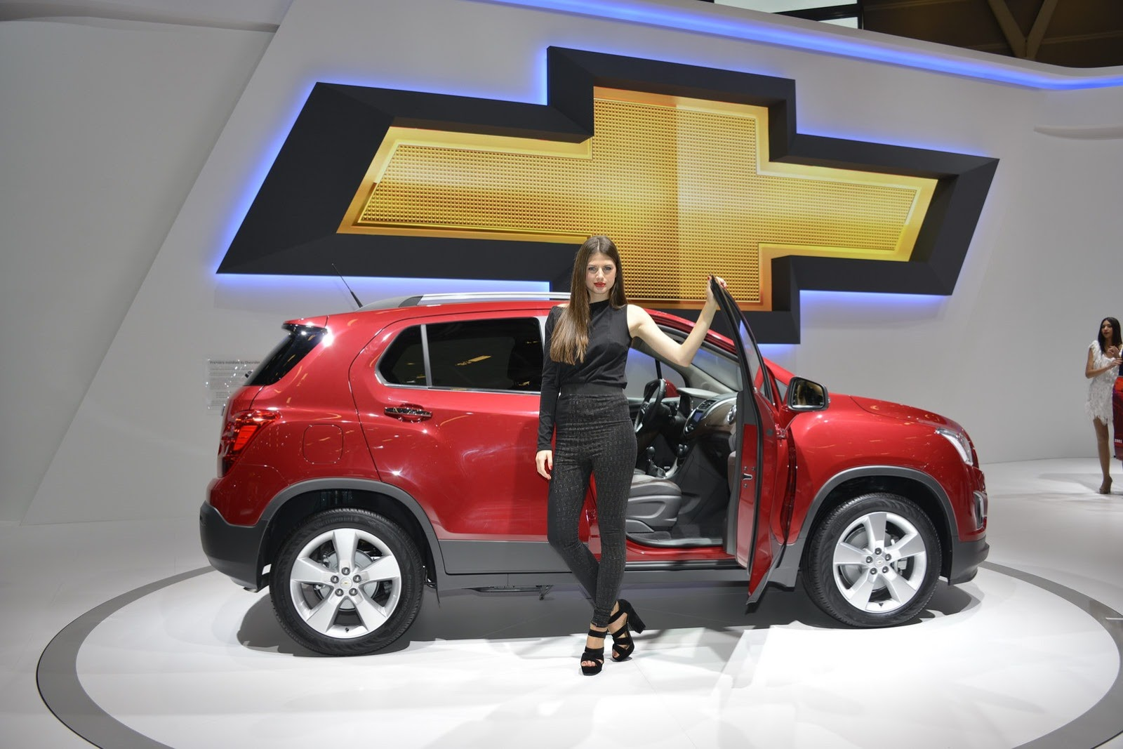 Information And Review Car New Chevrolet Trax To Go On Sale