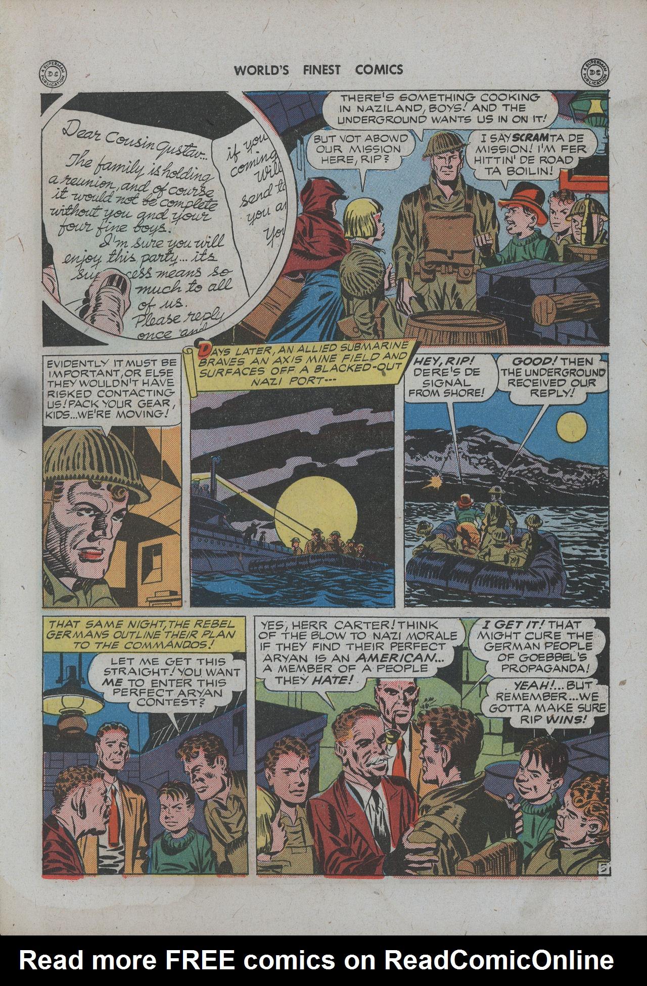 Read online World's Finest Comics comic -  Issue #15 - 54