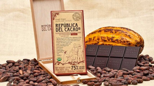 Republica chocolates brands