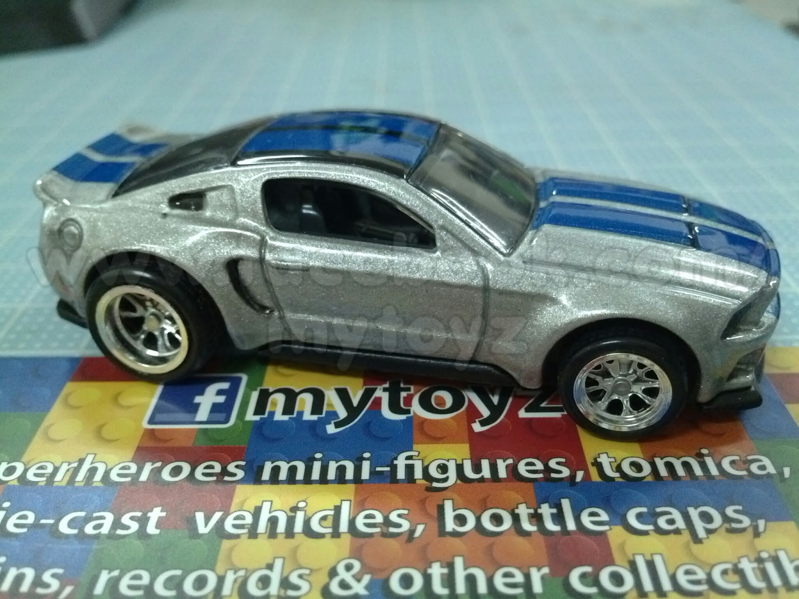 Mytoyzmalaysia Online Hobbies Toys And Collectibles Store Hot Wheels Need For Speed Custom Mustang