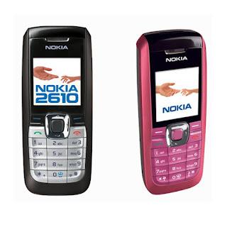HANDPHONE NOKIA 2610