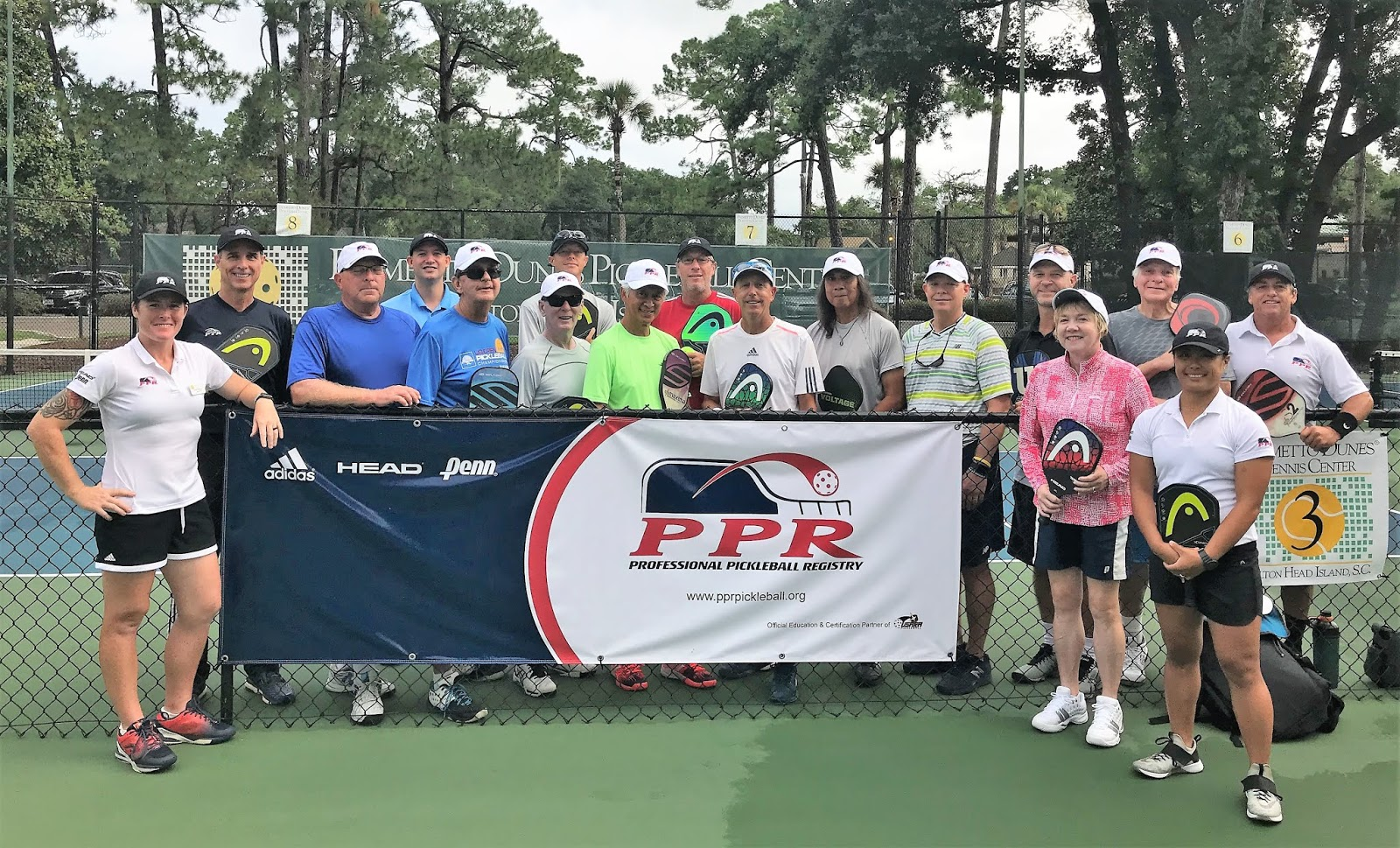 Ptrppr Professional Pickleball Coaching Certification Workshop