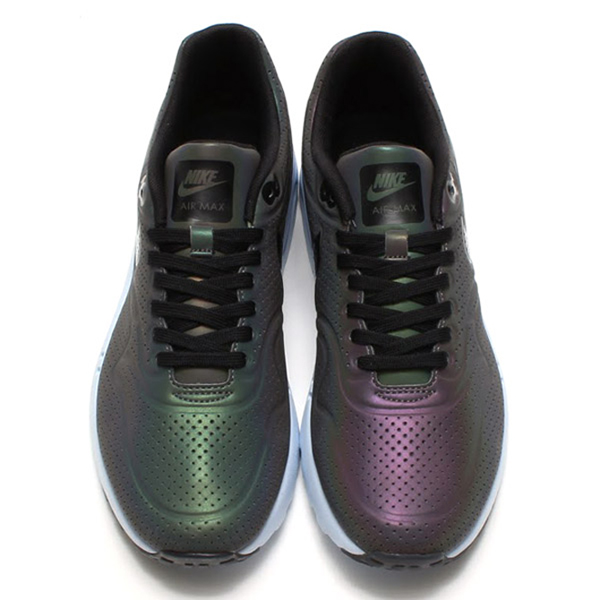 buy popular 1d1c4 a0622 ... order nike ultra moire air max 1 qs. iridescent. deep pewter black  porpoise.