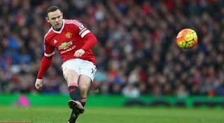 Wayne Rooney (Nilai Bersih: $ 95 Juta)