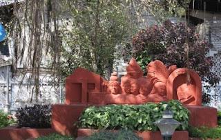 Tourist Place at Pune Mahatma Phule Museum