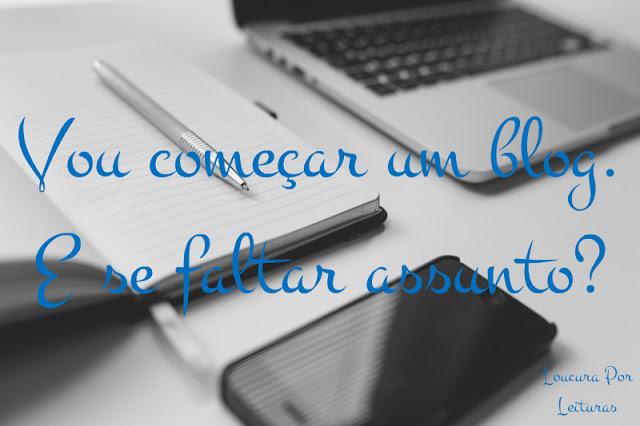 Como manter o conteúdo do seu blog
