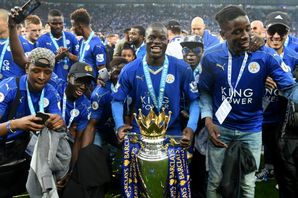 Kante in Leichester City