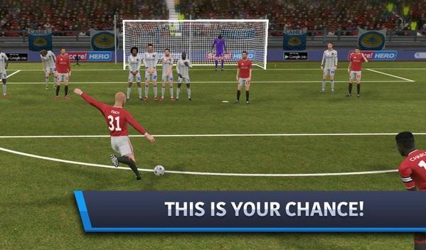 Download Dream League Soccer  Mod Apk v6.13 (Unlimited Money)