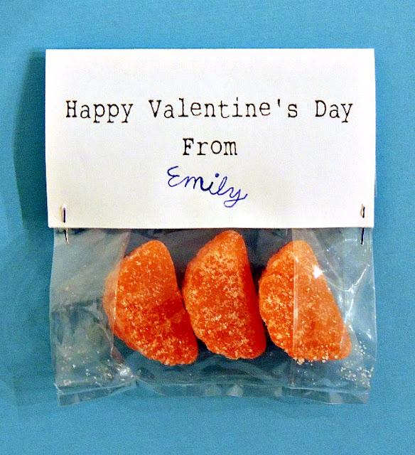 Orange you glad Valentine
