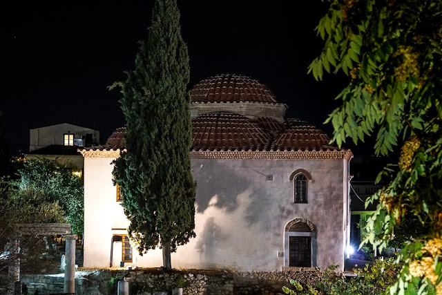 Agora Romaine-Athènes-Grèce