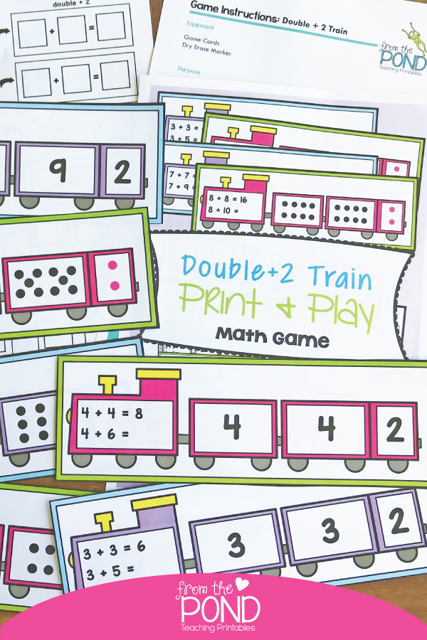 Doubles Strategy for Addition