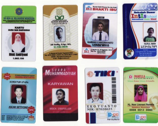 bunklink: ID/Member Card