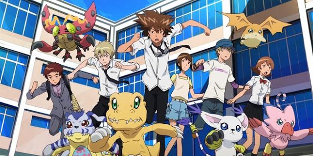 Digimon Adventure tri. Soushitsu