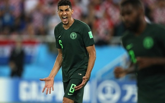 2018 World Cup: Leon Balogun speaks on why Eagles lost to Croatia 2-0