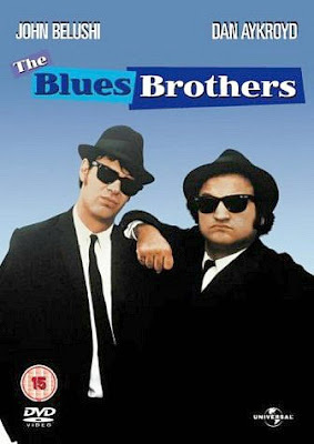 The Blues Brothers - John Belushi and Dan Aykroyd