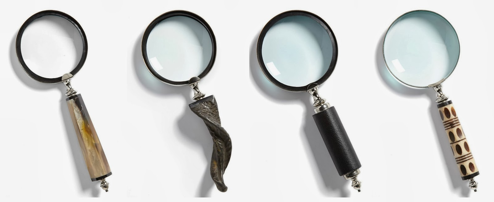 Magnifying Glasses As Decorative Accessories