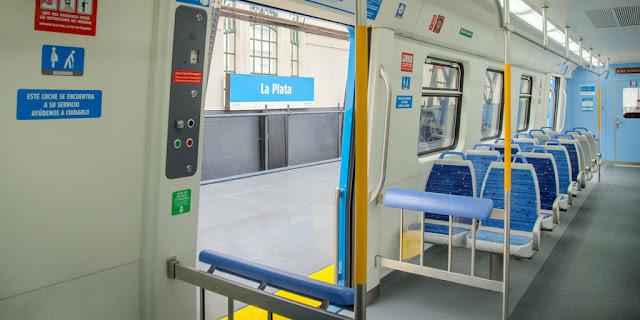 El tren Roca incorporará 200 coches eléctricos nuevos