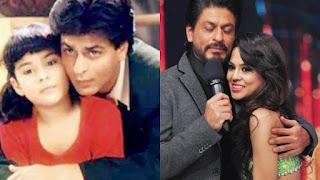 Sana Saeed - Shahrukh Khan