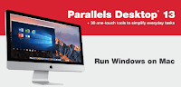 Disponibile Parallels Desktop 13 per Mac