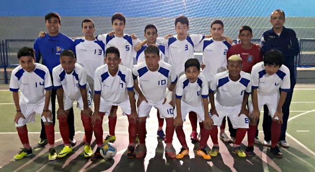 Registro-SP vence fase sub-regional da Copa Estadual de Futsal Sub-16