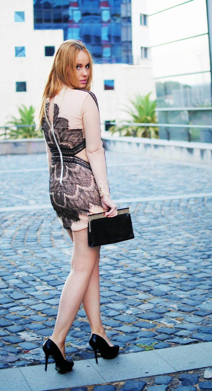 nery hdez, clon three floor, amanda seyfried mtv awards dress, chicwish blogger,
