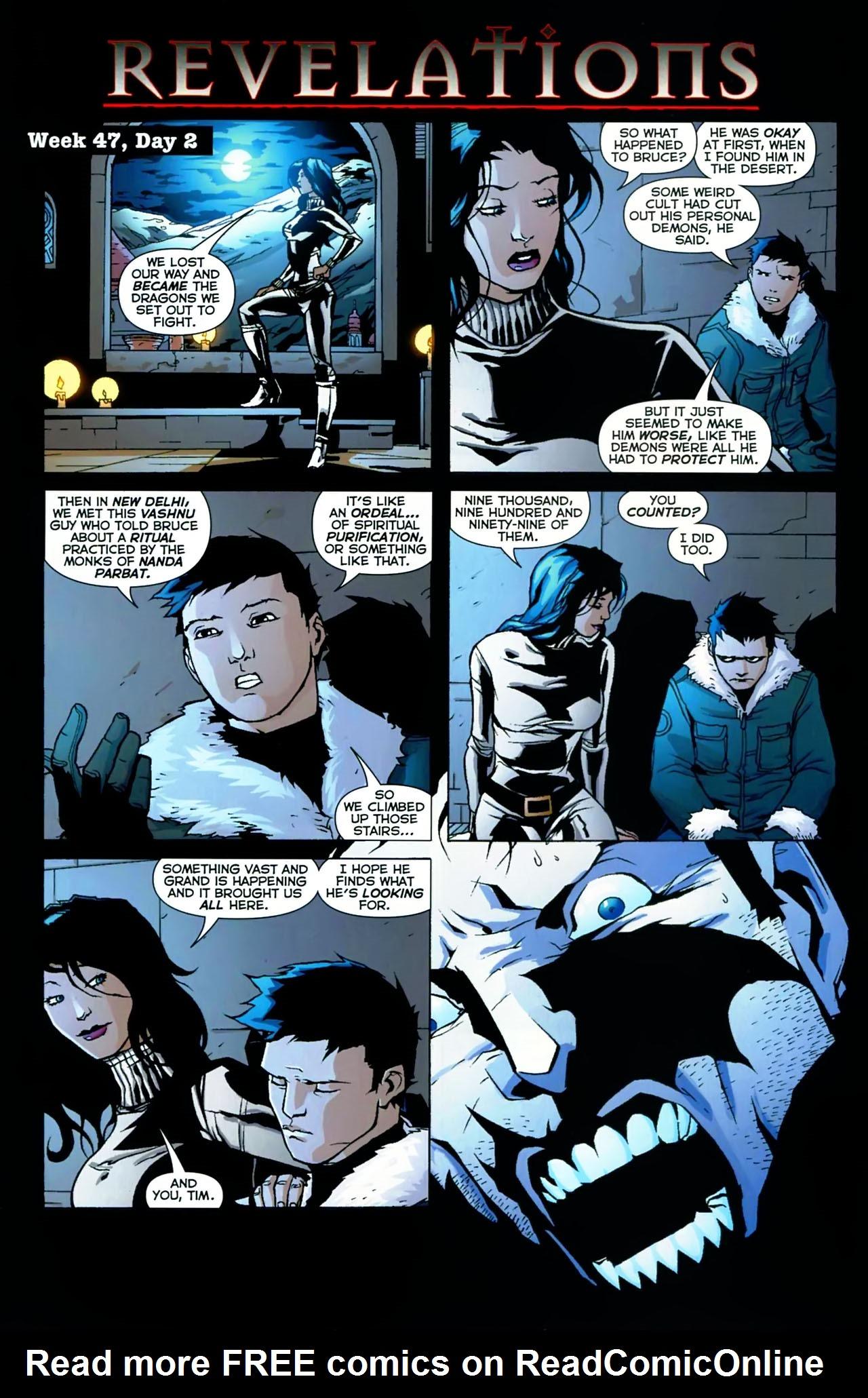 Read online Batman: The Black Casebook comic -  Issue # TPB - 188