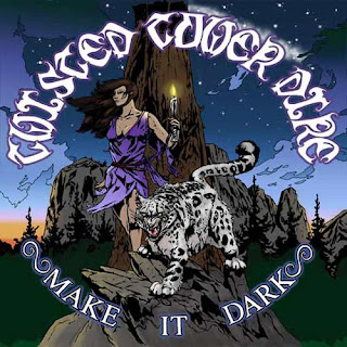 "Το τραγούδι των Twisted Tower Dire ""Snow Leopard"" από το album ""Make It Dark"""