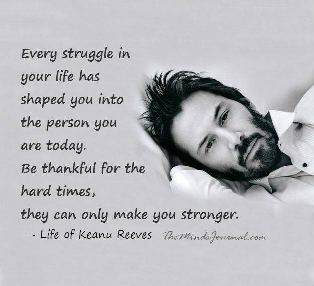Best Quotes In The World The World Best Quotes Life Of Keanu Reeves